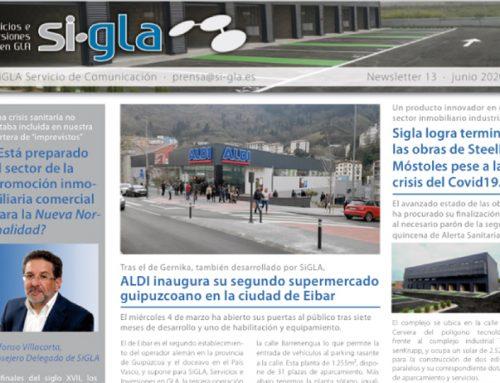 Newsletter SiGLA