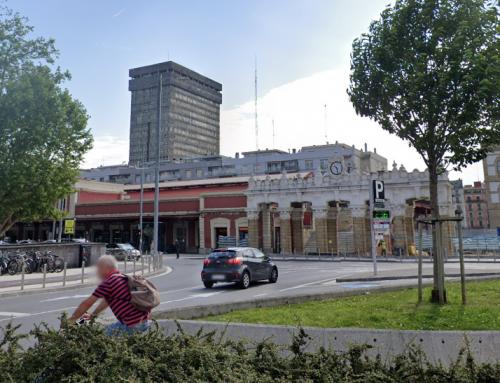 Señalética Estación AVE